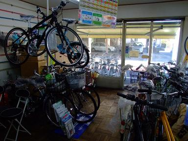 曽我自転車店<br />